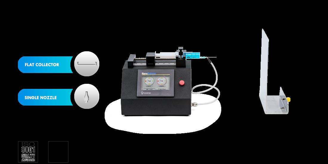 starter kit-electrospinning_machine_inovenso_nanofiber