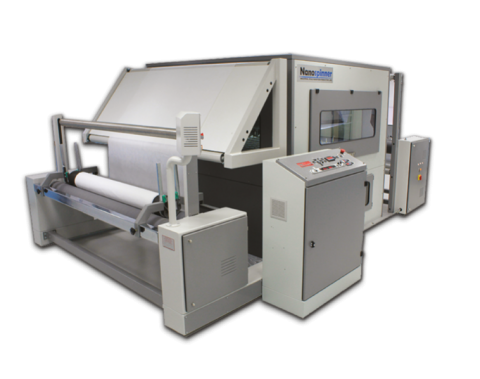 NS416 Industrial Electrospinning Machine