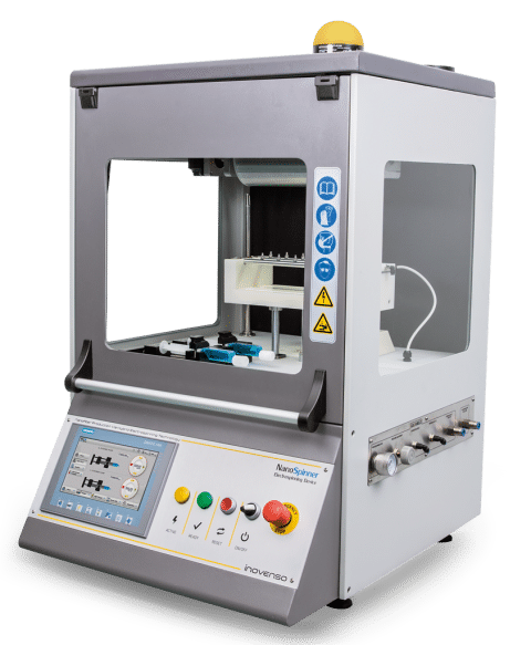 NS24-Lab-Electrospinning-Machine