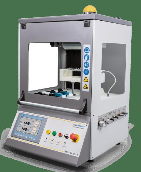 NS24-Lab-Electrospinning-Machine